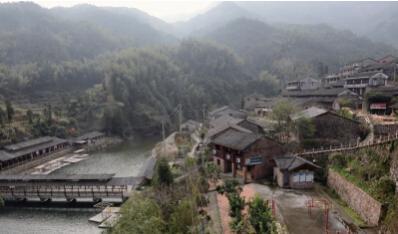 """探访瑞安""""香格里拉""""——湖岭黄林村"""