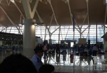 浦东机场T2航站楼疑似发生爆炸:巨响+蘑菇云(图)