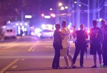 美国奥兰多市夜总会发生枪击案 50人死亡 53人受伤