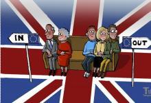 英国还没退欧 美欧日央行已经吓坏了(组图)
