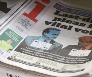 英国今天举行脱欧公投 大概周五早上才会公布结果