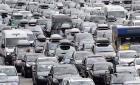 法国度假返城记:烈日下的470公里堵车之路