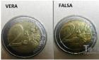 2欧元假硬币已出市,意大利一华人被查获27500枚!