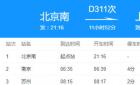 中国最新型纵向卧铺动车组亮相 不用再横着睡(图)